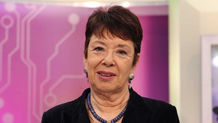 Barbara Schock-Werner Zu Gast im Studio Barbara SchockWerner Sendungen Planet Wissen
