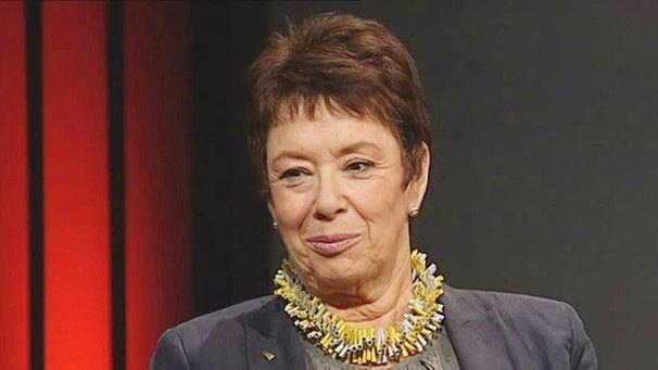 Barbara Schock-Werner Dombaumeisterin Kln SchockWerner Barbara alphaForum ARD