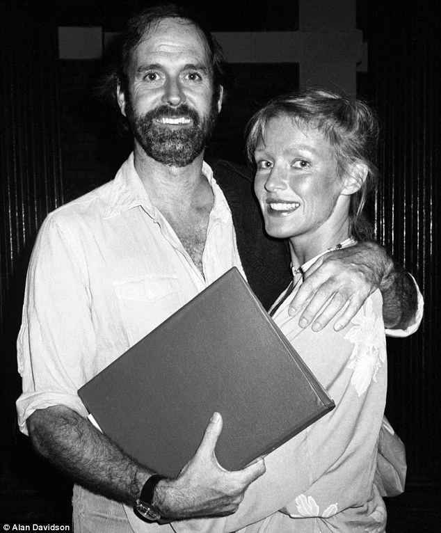 Barbara Trentham John Cleese pays tribute to exwife Barbara Trentham after