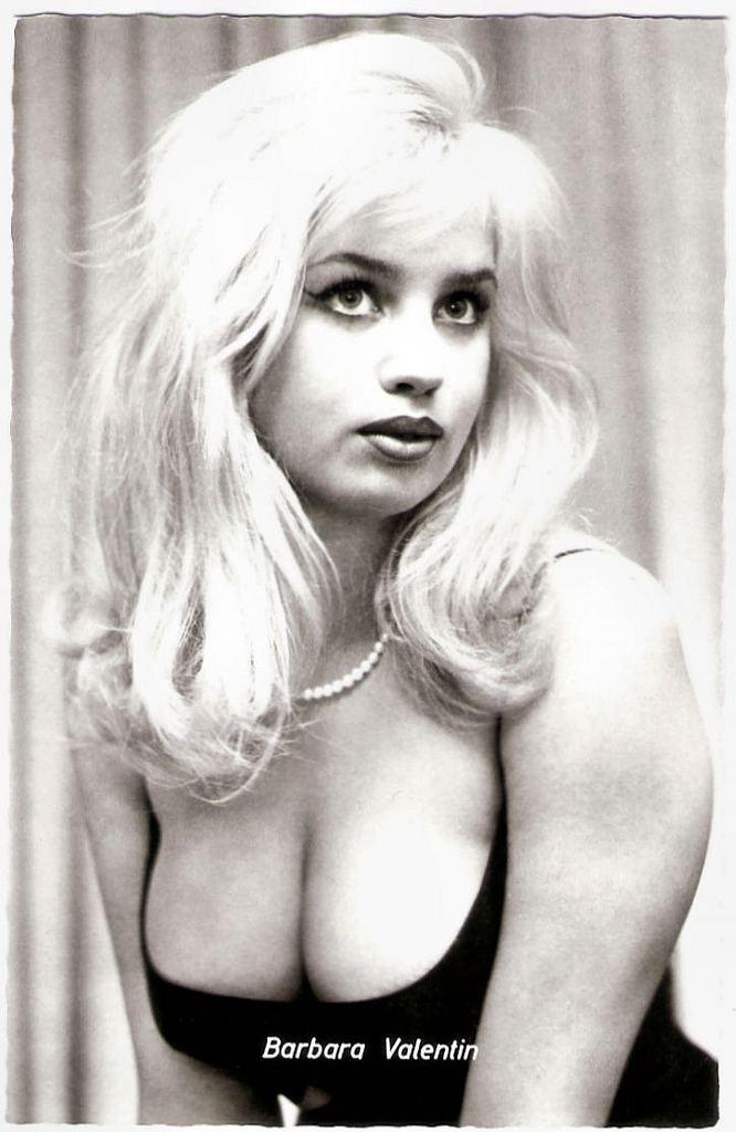 Barbara valentin fotos