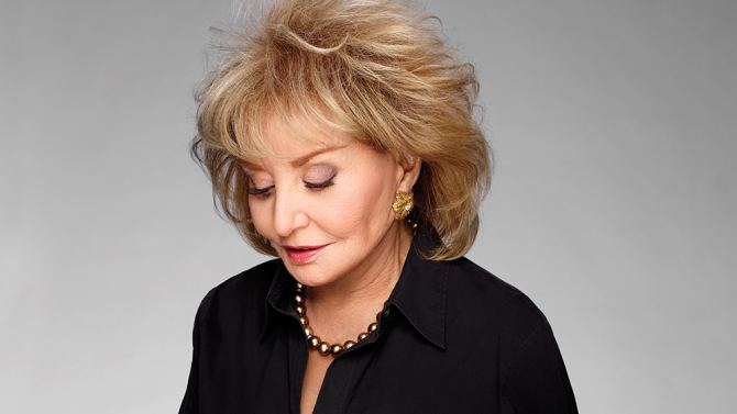 Barbara Walters Barbara Walters on Her Retirement and Big Changes at ABC39s