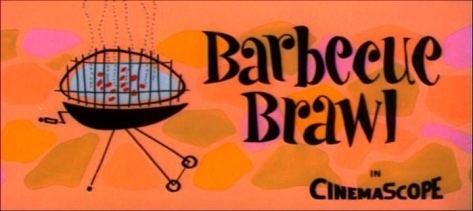 Barbecue Brawl movie poster