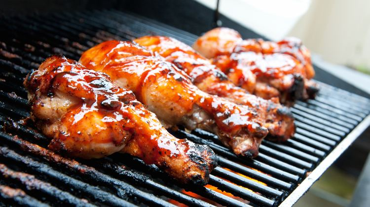 Barbecue chicken How to perfectly barbecue chicken without burning the skin VIDEO