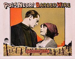 Barbed Wire (1927 film) Barbed Wire 1927 film Wikipedia