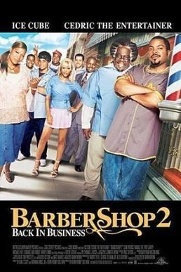 Barbershop (film) Barbershop 2 Back in Business Wikipedia