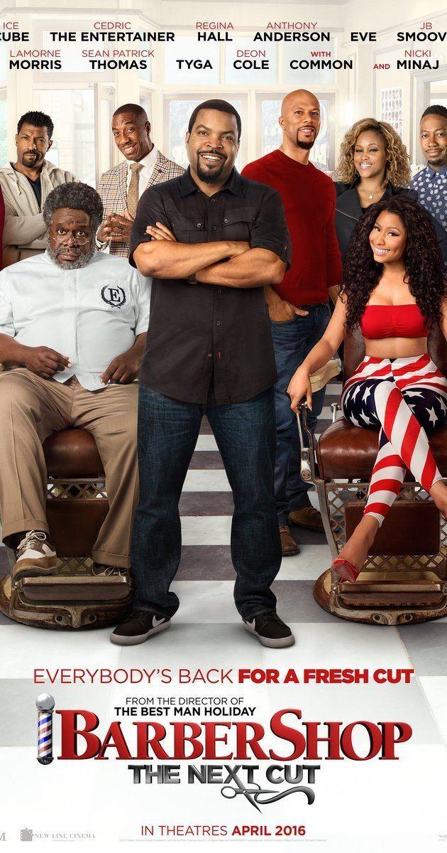 Barbershop (film) Barbershop The Next Cut 2016 IMDb