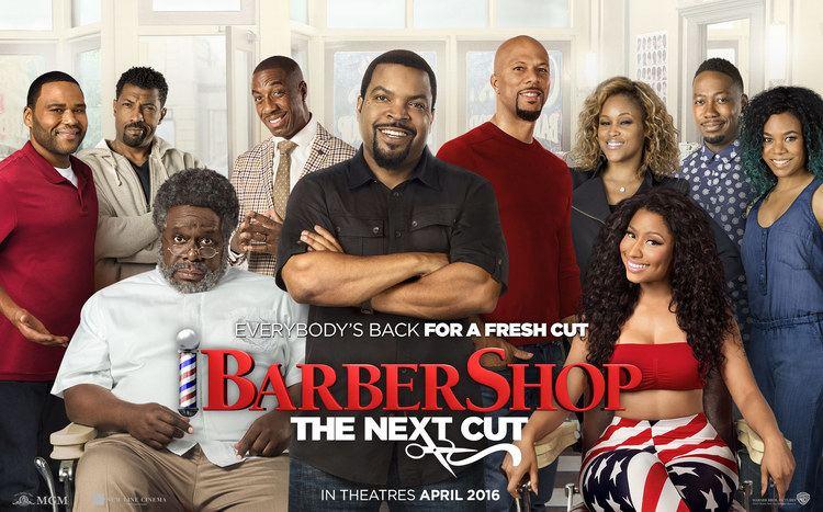 Barbershop (film) Official Barbershop The Next Cut Site Trailer Own It On Digital