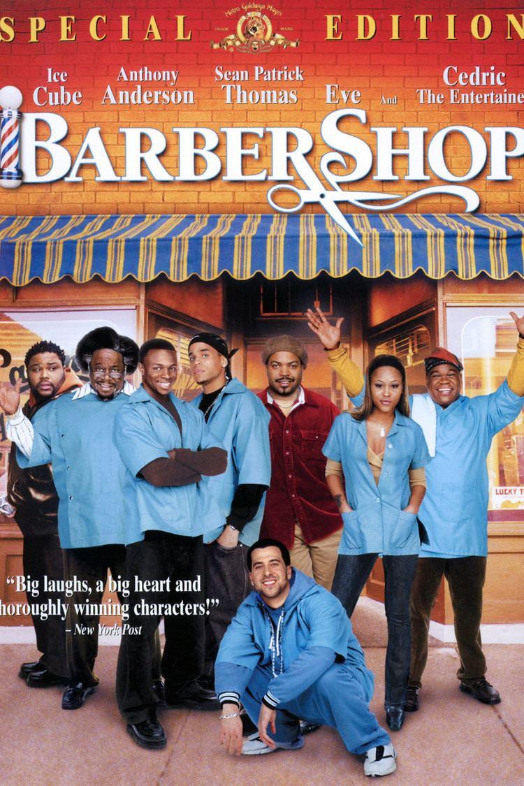Barbershop (film) wwwgstaticcomtvthumbdvdboxart29219p29219d