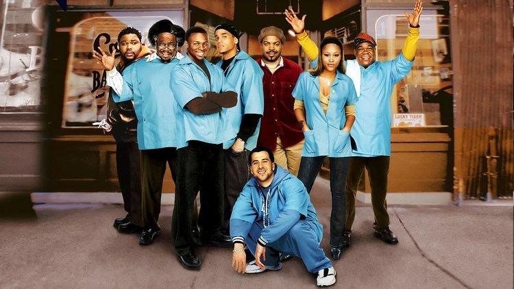 Barbershop (film) Barbershop Comedy Film 2002 YouTube