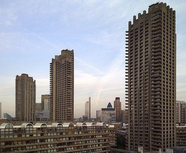 Barbican Estate - Alchetron, The Free Social Encyclopedia