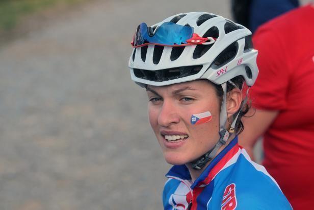 Barbora Průdková Prdkov po hokosladkm sprintu Na medaili bych opravdu mla