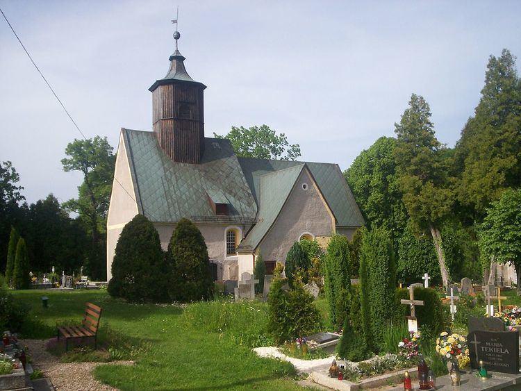 Barcinek, Lower Silesian Voivodeship