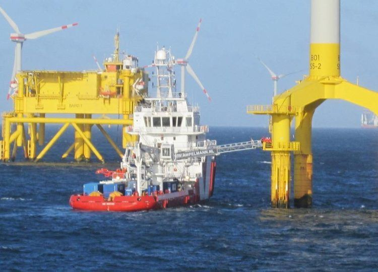 BARD Offshore 1 Bard Offshore 1 Raises Production Bar Higher Offshore Wind