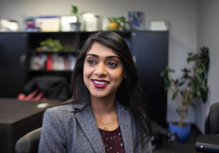 Bardish Chagger Rookie MP Bardish Chagger faces innovation and taxation challenges