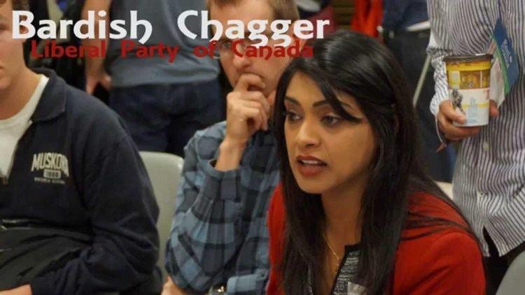 Bardish Chagger Bardish Chagger Waterloo Meet the Candidates October 5