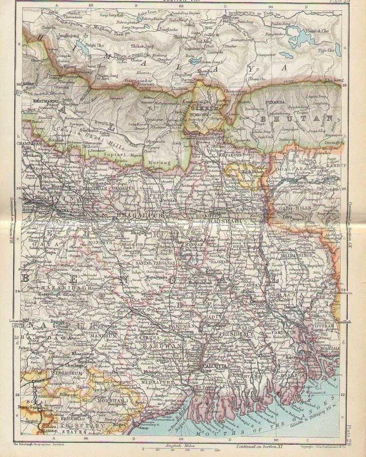 Baripada in the past, History of Baripada