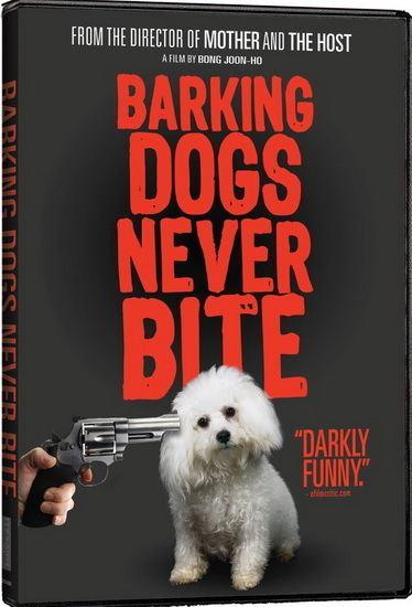 Barking Dogs Never Bite BONG JOONHO Barking Dogs Never Bite Comedy Entertainment