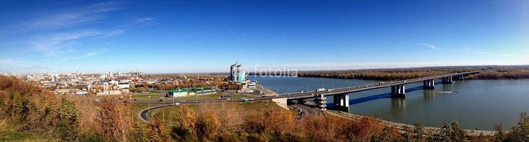 Barnaul Beautiful Landscapes of Barnaul
