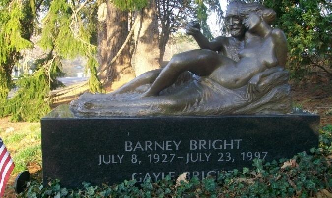 Barney Bright barneybrightgravesitejpg