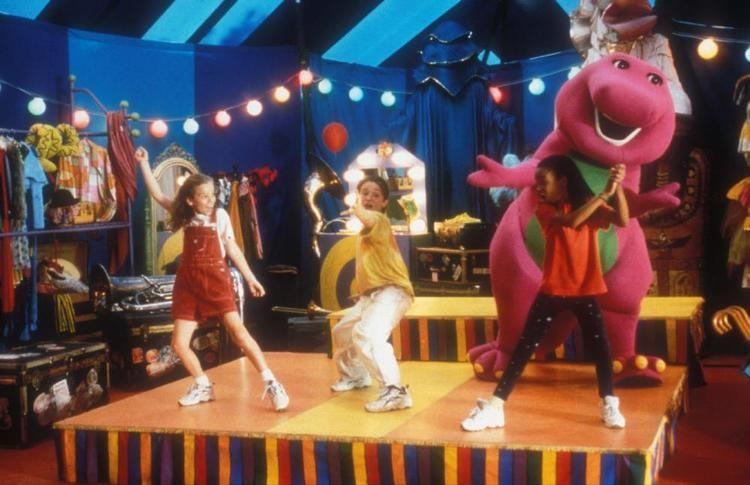 Barney's Great Adventure Watching Childhood Favorites as an Adult Barneys Great Adventure