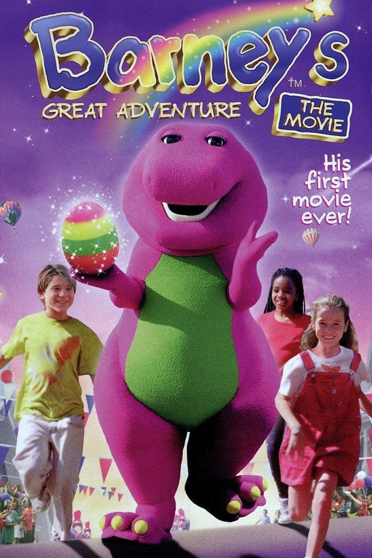 Barney's Great Adventure wwwgstaticcomtvthumbmovieposters20891p20891