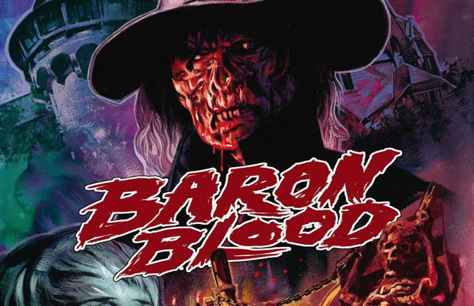 Baron Blood (film) BARON BLOOD Bluray Review Arrow Films FANGORIA