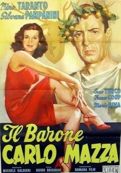 Baron Carlo Mazza movie poster
