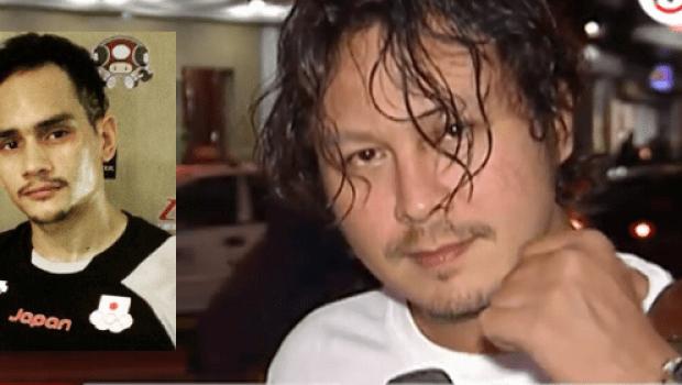 Baron Geisler Baron Geisler speaks up on bar fight with indie actor Kiko Matos
