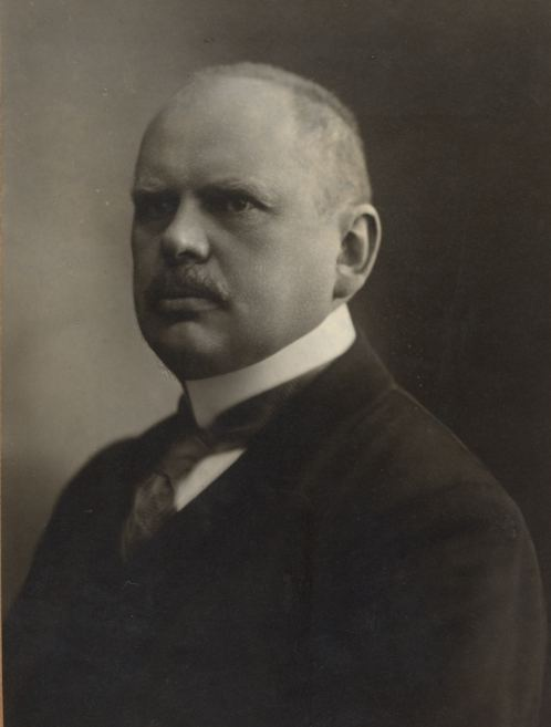 Baron Max Hussarek von Heinlein