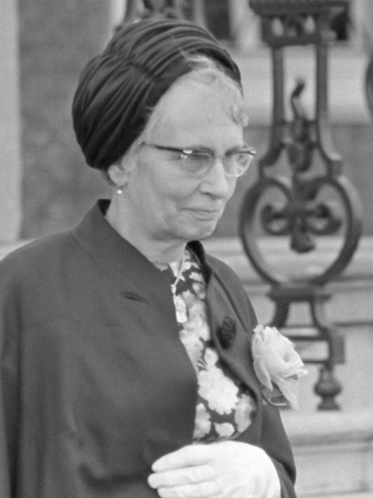 Baroness Gosta von dem Bussche-Haddenhausen