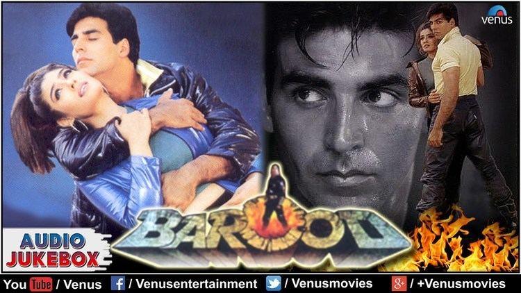 Barood Full Songs Akshay Kumar Raveena Tandon Hindi Songs Audio
