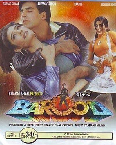 Barood 1998 DVDRip 720p X264 AAC 219 GB Eng Sub For Akshay Kumar