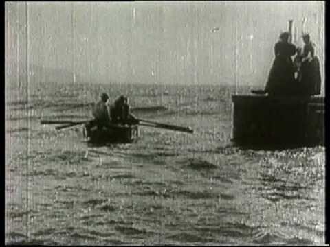Barque sortant du port Louis Lumire Barque sortant du port 1895 It was filmed by