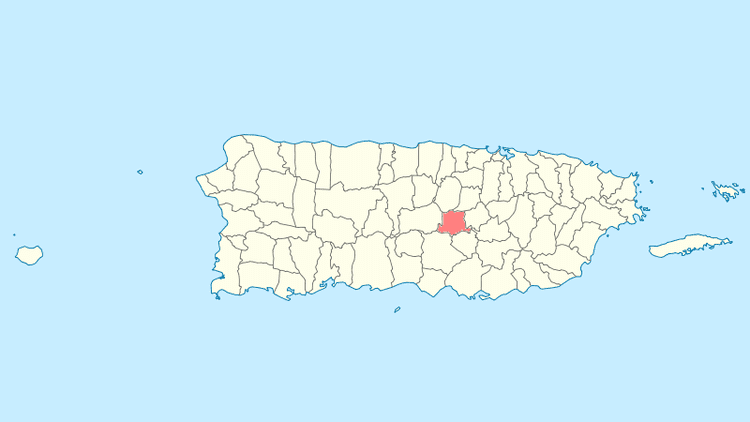 Barranquitas, Puerto Rico in the past, History of Barranquitas, Puerto Rico