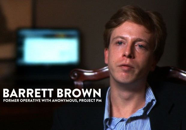 Barrett Brown Barrett Brown Indicted on More Charges We Are Legion