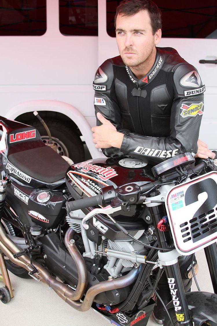 Barrett Long (motorcycle racer)