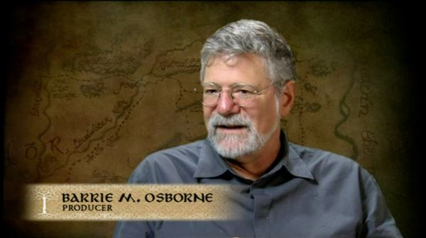 Barrie M. Osborne Cameos and Special Extras