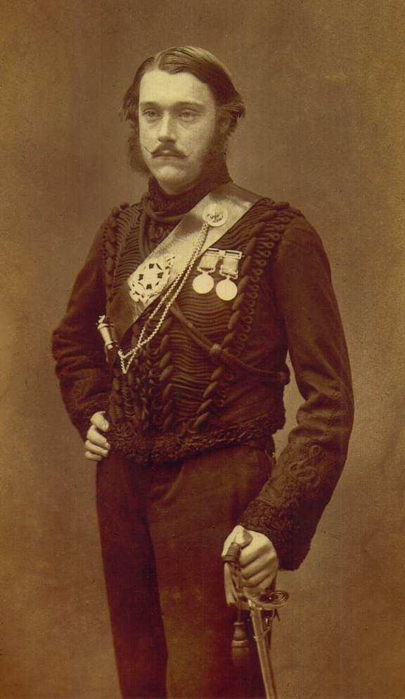 Barrington Reynolds PELLEW EXMOUTH PELLEW Major Hon Barrington Reynolds Pellew