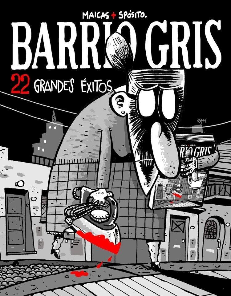 Barrio Gris Barrio Gris una historieta de pelcula 2015 YouTube