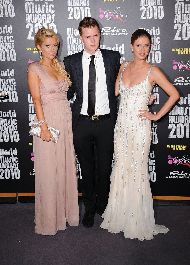 Barron Hilton Paris Nicky and Barron Hilton Celebrity Siblings You