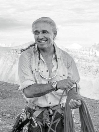 Barry Blanchard Barry Blanchard Recalls a Life Spent Mountaineering in New