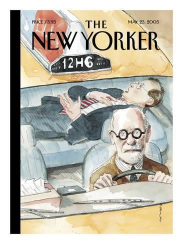 Barry Blitt The New Yorker Cover May 23 2005 Poster Print by Barry