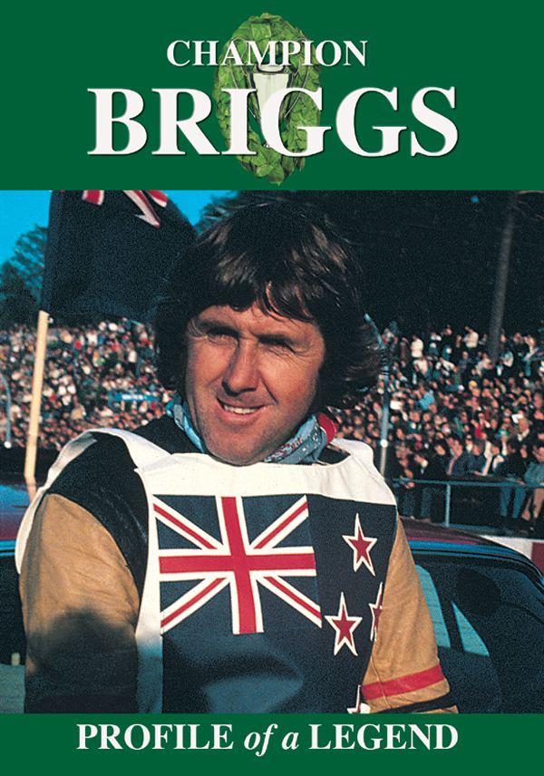 Barry Briggs Champion Barry Briggs DVD Duke Video