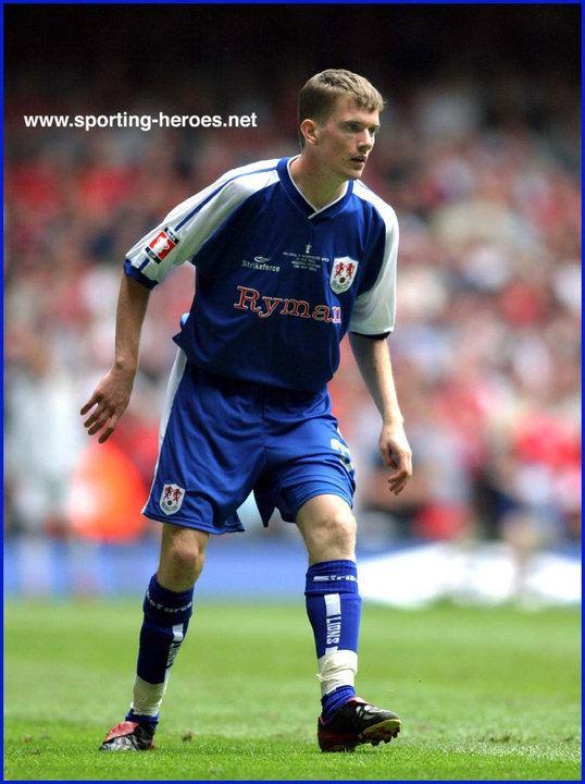 Barry Cogan (footballer) Barry COGAN League appearances Millwall FC