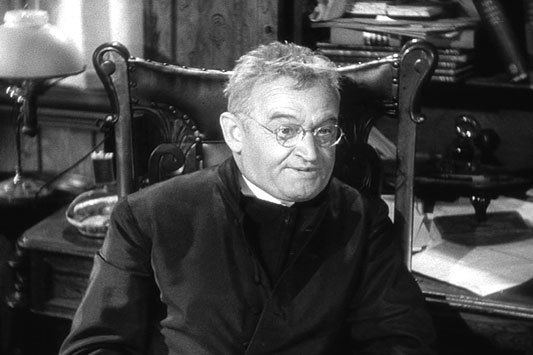 Barry Fitzgerald Father Fitzgibbon as played by Barry Fitzgerald Going My Way