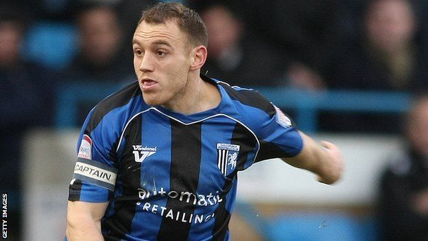 Barry Fuller BBC Sport Gillingham decide to release defender Barry Fuller