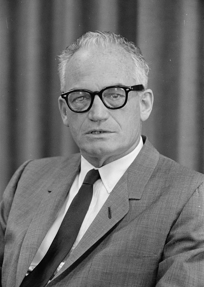 Barry Goldwater httpsuploadwikimediaorgwikipediacommons77