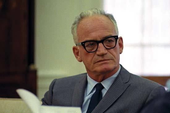 Barry Goldwater Barry Goldwater United States senator Britannicacom