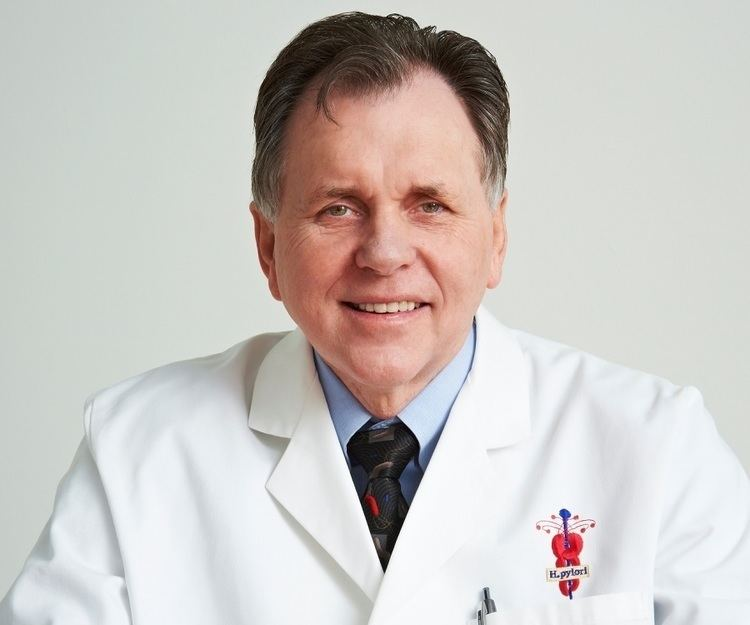 Barry Marshall Barry Marshall Biography Childhood Life Achievements