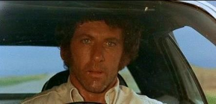 Barry Newman BLACK HOLE REVIEWS VANISHING POINT 1971 a high speed trip